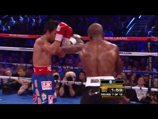 ����� ������ - ������ ������ / Manny Pacquiao - Timothy Bradley HBO HD